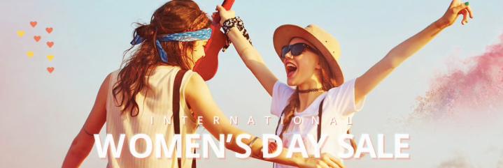 Internationaler Frauentag – Zaful Women's Day2018