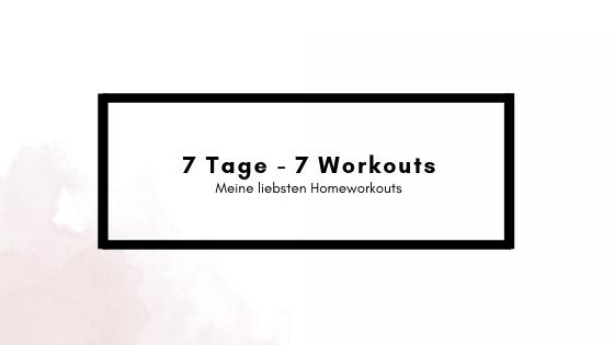 7 Tage – 7Workouts