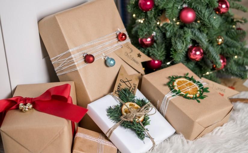 Die besondere Art Geschenke zuverpacken