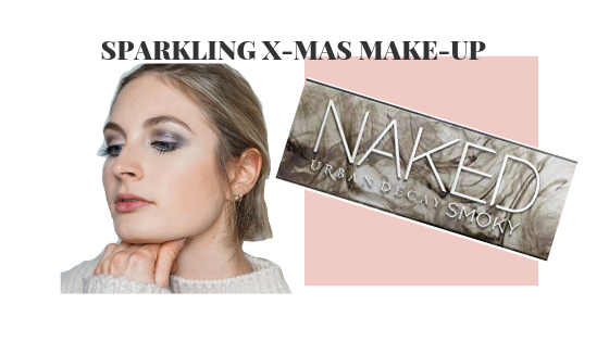 Sparkling X-Mas Make-Up