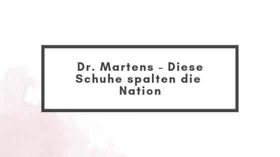 Trendreport: Dr. Martens