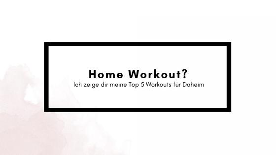 Update: 5 neue Home-Workouts, die du probiert habenmusst