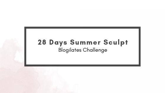 Blogilates Sommer Challenge