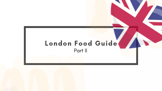 London Food-Guide